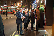 MARIA FRIEDMAN, The press night performance of the Menier Chocolate Factory's 'Merrily We Roll Along', following its transfer to the Harold Pinter Theatre, After-show party at Grace Restaurant, Gt. Windmill St. London. 1 May 2013.