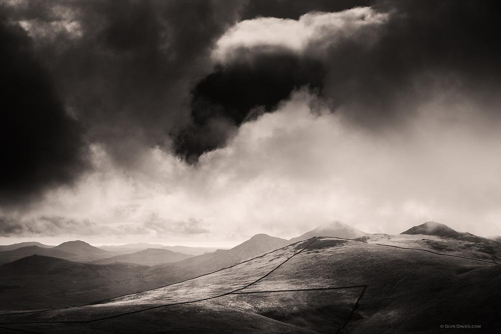 Hills of the Llyn Peninsula