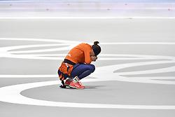 12-02-2018 SCHAATSEN: OLYMPISCHE SPELEN: OLYMPIC GAMES: PYEONGCHANG 2018<br /> Ireen Wust (JustLease.nl) tijdens de laatste 1500 meter<br /> <br /> Foto: Soenar Chamid
