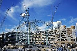 Busch Stadium Construction Toronto Blue Jays Rogers Centre (SkyDome) Construction