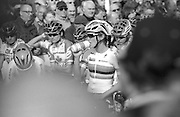 Belgium, April 3rd 2016: Images from the men's and women's Ronde van Vlaanderen cycle races. <br />