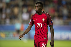 June 20, 2017 - Gdynia, Poland - Bruma of Portugal during the UEFA European Under-21 Championship 2017  Group B match between Portugal and Spain at Gdynia Stadium in Gdynia, Poland on June 20, 2017  (Credit Image: © Andrew Surma/NurPhoto via ZUMA Press)