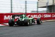 May 25, 2014: Monaco Grand Prix: Kamui Kobayashi, Caterham F1