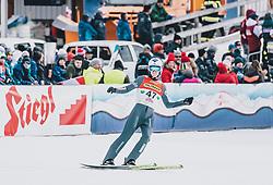 16.02.2020, Kulm, Bad Mitterndorf, AUT, FIS Ski Flug Weltcup, Kulm, Herren, im Bild Kamil Stoch (POL) // Kamil Stoch of Poland during the men's FIS Ski Flying World Cup at the Kulm in Bad Mitterndorf, Austria on 2020/02/16. EXPA Pictures © 2020, PhotoCredit: EXPA/ JFK