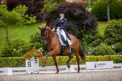 MÜLLER-LÜTKEMEIER Fabienne (GER), Valencia As<br /> St.Georg Special<br /> Finalqualifikation zum NÜRNBERGER BURG-POKAL der Dressurreiter 2020<br /> Kronberg - Schafhof Dressurfestival 2020<br /> 28. Juni 2020<br /> © www.sportfotos-lafrentz.de/Stefan Lafrentz