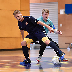 BRISBANE, AUSTRALIA - OCTOBER 4:  during the Southern Cross Futsal League Pacific Conference Round 3 match between Brisbane Central and River City at Yeronga Park on October 4, 2020 in Brisbane, Australia. (Photo by Patrick Kearney)