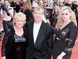 Edinburgh International Film Festival 2019<br /> <br /> Mrs Lowry And Son (World Premiere, closing night gala)<br /> <br /> Pictured: Joanne Pearce, Director Adrian Noble and Rose Noble<br /> <br /> Alex Todd   Edinburgh Elite media