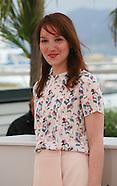 Bird People film photo call Cannes Film Festival
