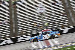 April 6, 2018 - Ft. Worth, Texas, United States of America - April 06, 2018 - Ft. Worth, Texas, USA: Dylan Lupton (28) brings his race car down the front stretch during practice for the My Bariatric Solutions 300 at Texas Motor Speedway in Ft. Worth, Texas. (Credit Image: © Chris Owens Asp Inc/ASP via ZUMA Wire)