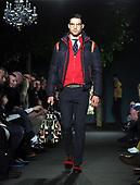 Michael Bastain Fashion Show
