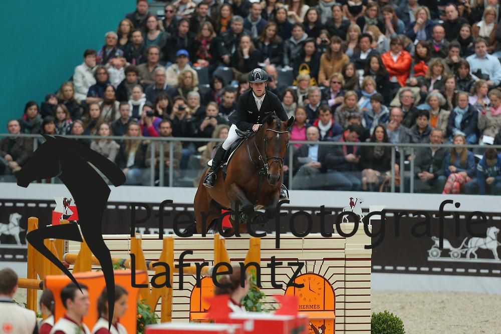 Ehning, Marcus, Copin van de Broy<br /> Paris - Saut Hérmes 2013<br /> © www.sportfotos-lafrentz.de/Stefan Lafrentz