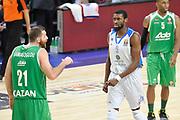 DESCRIZIONE : Eurolega Euroleague 2014/15 Gir.A Dinamo Banco di Sardegna Sassari - Unics Kazan<br /> GIOCATORE : Shane Lawal<br /> CATEGORIA : Ritratto Delusione<br /> SQUADRA : Dinamo Banco di Sardegna Sassari<br /> EVENTO : Eurolega Euroleague 2014/2015<br /> GARA : Dinamo Banco di Sardegna Sassari - Unics Kazan<br /> DATA : 04/12/2014<br /> SPORT : Pallacanestro <br /> AUTORE : Agenzia Ciamillo-Castoria / Luigi Canu<br /> Galleria : Eurolega Euroleague 2014/2015<br /> Fotonotizia : Eurolega Euroleague 2014/15 Gir.A Dinamo Banco di Sardegna Sassari - Unics Kazan<br /> Predefinita :