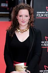 Edinburgh International Film Festival 2019<br /> <br /> Mrs Lowry And Son (World Premiere, closing night gala)<br /> <br /> Pictured: Caitlin Beavan<br /> <br /> Alex Todd | Edinburgh Elite media