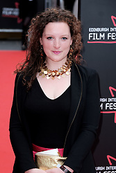 Edinburgh International Film Festival 2019<br /> <br /> Mrs Lowry And Son (World Premiere, closing night gala)<br /> <br /> Pictured: Caitlin Beavan<br /> <br /> Alex Todd   Edinburgh Elite media