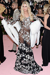 The 2019 Met Gala Celebrating Camp: Notes on Fashion - Arrivals. 06 May 2019 Pictured: Guest. Photo credit: MEGA TheMegaAgency.com +1 888 505 6342