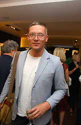 GILES DEACON at an exhibition of photographs by David Montgomery entitled 'Shutterbug' held at Scream, 34 Bruton Street, London W1 on 13th July 2006.<br /><br />NON EXCLUSIVE - WORLD RIGHTS