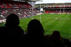Bristol Rugby v Bath Rugby - Mandatory by-line: Dougie Allward/JMP - 26/02/2017 - RUGBY - Ashton Gate - Bristol, England - Bristol Rugby v Bath Rugby - Aviva Premiership