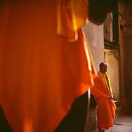 Promenade rituelle - Angkor Vat, Cambodge, 2007