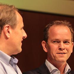 23-10-2014: Wielrennen: Presentatie Lotto ploegen: Utrecht<br /> Richard Plugge