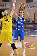 DESCRIZIONE : Parma Palaciti Nazionale Italia femminile Basket Parma<br /> GIOCATORE : Kathrin Ress<br /> CATEGORIA : passaggio<br /> SQUADRA : Italia femminile<br /> EVENTO : amichevole<br /> GARA : Italia femminile Basket Parma<br /> DATA : 13/11/2012<br /> SPORT : Pallacanestro <br /> AUTORE : Agenzia Ciamillo-Castoria/ GiulioCiamillo<br /> Galleria : Lega Basket A 2012-2013 <br /> Fotonotizia :  Parma Palaciti Nazionale Italia femminile Basket Parma<br /> Predefinita :
