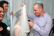 Jewish wedding, Israel, May, 2006