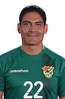 Football Conmebol_Concacaf - <br />Copa America Centenario Usa 2016 - <br />Bolivia National Team - Group D - <br />Edward Mauro Zenteno Alvarez