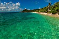 Santal Bay, Easo, Lifou (island), Loyalty Islands, New Caledonia