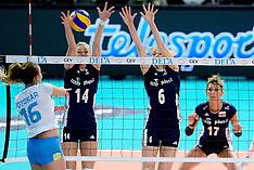20150928 NED: Volleyball European Championship Polen - Slovenie, Apeldoorn