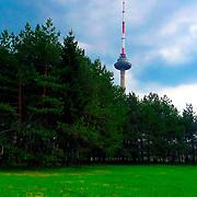 Villnius' TV tower