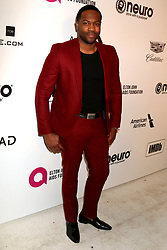 February 24, 2019 - West Hollywood, CA, USA - LOS ANGELES - FEB 24:  Serdarius Blain at the Elton John Oscar Viewing Party on the West Hollywood Park on February 24, 2019 in West Hollywood, CA (Credit Image: © Kay Blake/ZUMA Wire)