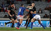 Rugby Union - 2017 Pacifica Challenge - New Zealand v Samoa<br /> <br /> Sonny Bill Williams of The All Blacks at Eden Park Stadium, Auckland.<br /> <br /> <br /> COLORSPORT/LYNNE CAMERON