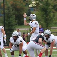Football: University of Wisconsin-River Falls Falcons vs. University of Wisconsin-La Crosse Eagles