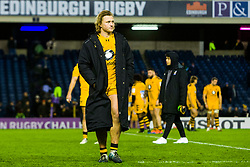 Tommy Taylor of Wasps looks on at full time - Mandatory by-line: Ewan Bootman/JMP - 06/12/2019 - RUGBY - Murrayfield - Edinburgh, England - Edinburgh Rugby v Wasps - European Rugby Challenge Cup