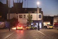 Dartford Police underattack