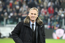 24.02.2015, Veltins Arena, Turin, ITA, UEFA CL, Juventus Turin vs Borussia Dortmund, Achtelfinale, Hinspiel, im Bild Geschaeftsfuehrer Hans-Joachim Watzke (Borussia Dortmund) // during the UEFA Champions League Round of 16, 1st Leg match between between Juventus Turin and Borussia Dortmund at the Veltins Arena in Turin, Italy on 2015/02/24. EXPA Pictures © 2015, PhotoCredit: EXPA/ Eibner-Pressefoto/ Kolbert<br /> <br /> *****ATTENTION - OUT of GER*****