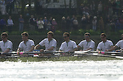 Peter Spurrier Sports  Photo<br />email pictures@rowingpics.com<br />Tel 44 (0) 7973 819 551<br />Photo Peter Spurrier<br />30/03/2002<br />2002 Varsity Boat Race<br />Oxford vs Cambridge over the Championship course - Putney to Mortlake. 14.10 Start<br />Cambridge<br />Peter Spurrier Sports  Photo<br />email pictures@rowingpics.com<br />Tel 44 (0) 7973 819 551<br />Photo Peter Spurrier<br />30/03/2002<br />2002 Varsity Boat Race<br />Oxford vs Cambridge over the Championship course - Putney to Mortlake. 14.10 Start