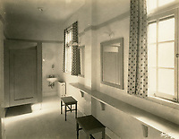 1926 Make up room at the Hollywood Studio Club on Lodi Pl.