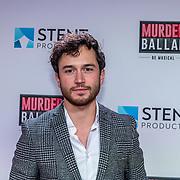 NL/Gouda/20201012 - Premiere Murder Ballad, Thomas Cox