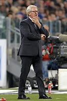 Luigi Delneri,<br /> Torino 15-10-2016, Juventus Stadium, Football Calcio 2016/2017 Serie A, Juventus - Udinese, Foto Filippo Alfero/Insidefoto