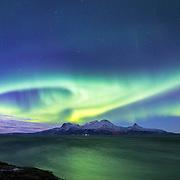 Northern Light trip with Polar Tours, Geitvågen, Bodø, Norway, Europe