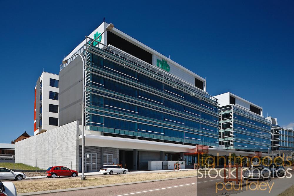NIB Building, Honeysuckle District, Newcastle, NSW, Australia