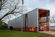 Newbern Fire Station | Rural Studio | Newbern, Alabama