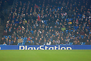 A selection of empty seats - Manchester City vs. CSKA Moscow - UEFA Champions League - Etihad Stadium - Manchester - 05/11/2014 Pic Philip Oldham/Sportimage