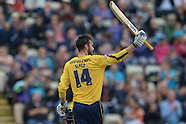 Worcestershire County Cricket Club v Hampshire County Cricket Club 140815