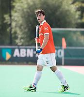 ROTTERDAM - Bloemendaal speler Tim Swaen tegen HDM , bij de ABN AMRO cup 2017 . COPYRIGHT KOEN SUYK