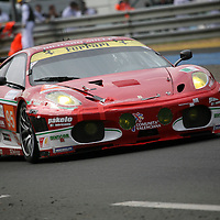 #95 Ferrari F430 GTC - AF Corse SRL, LMGT2 Le Mans 24H 2010