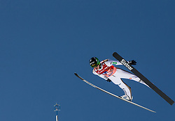 Peter Prevc (SLO) during Ski Flying Hill Men's Team Competition at Day 3 of FIS Ski Jumping World Cup Final 2017, on March 25, 2017 in Planica, Slovenia. Photo by Vid Ponikvar / Sportida
