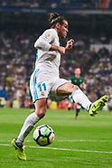 092017 Real Madrid v Real Betis Balompie, La Liga football match