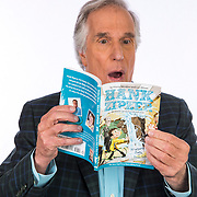Actor and author Henry Winkler at his home in Brentwood, California. Photographed for Costco . LICENSING INQUIRIES: PLEASE CONTACT ME DIRECTLY USING THE CONTACT MENU OPTION.