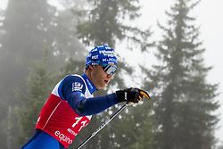 November 16, 2018 - BeitostØLen, NORWAY - 181116 Eirik Brandsdal of Norway competes in the men's 15km classic technique interval start during Beitosprinten 2018 on November 16, 2018 in Beitostølen..Photo: Vegard Wivestad Grøtt / BILDBYRÃ…N / kod VG / 170248 (Credit Image: © Vegard Wivestad GrØTt/Bildbyran via ZUMA Press)